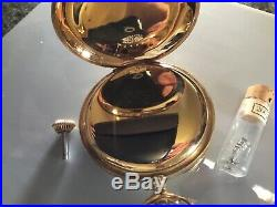 18k Case for Patek Philippe Bare Case Weights 62 Grams. 52mm