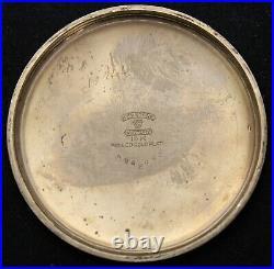 1921 Elgin Grade 313 16s 15j Pocket Watch with OF Case Vintage Runs
