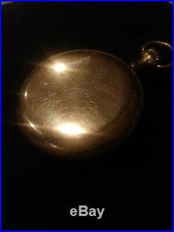 19 Jewels Burlington Special In Original Case