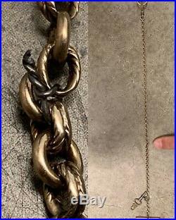 Antique 1850s Breitling Laederich 18K Gold Hunter Case Pocket Watch 13 Jewel
