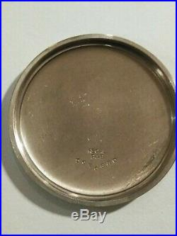 Elgin ART DECO 12 size (1924) 15 jewels Fancy Dial grade 315 B&B Royal case