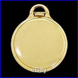Hamilton 1948 Grade 992B RR Railway Special 21J Pocket Watch BOC Case 16S