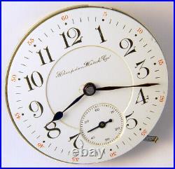 Hampden Special Railway 23j 18s Beautiful 2-tone Hunting Case Pocket Watch Mvt