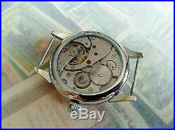 MARRIAGE Converted Vintage Pocket Watch New Stainless Steel Case