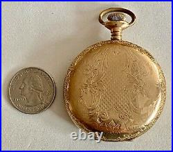 Ornate, 25 Year, Gold Filled, Philadelphia Watch Case Only, See Other Cases