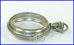 Pocket Watch Display Case 18 Size Na29