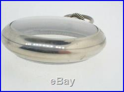 Vintage 16 size Salesman Sample Pocket watch case Illinois Watch Co. Springfield