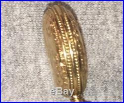 Vintage Ladys Hamilton 6 Size Fancy Hunting Case Gold Filled Runs No Reserve