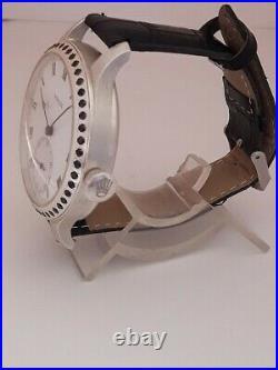 Vintage ROLEX pocket watch movement SILVER CASE