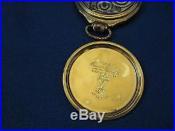 Watchmaker Estate Illinois16s Bunn Special 23j 60 Hr. #163 with Bunn Spec. Case