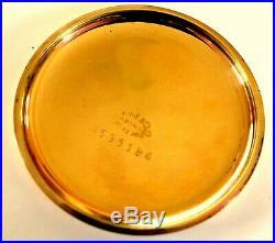 X Clean 1899 16 Size Ball Waltham Railroad Special Standard In Orig Gf Case